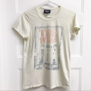 Junk Food Clothing 'The Who' Tee